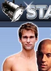 Stars masculines célèbres nues